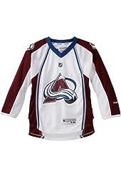 NHL Colorado Avalanche White Replica Jersey - R58Hzbqq Youth