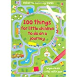 100 Things for Little Children to do on a Journey (Usborne Activity Cards)by Catriona Clarke