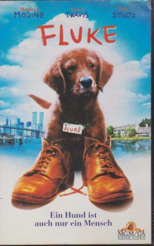 Fluke - ein Hund ist auch nur ein Mensch [VHS]