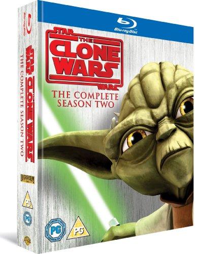 Star Wars: The Clone Wars Season 2 [Blu-ray]