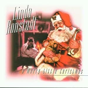 Linda Ronstadt Merry Little Christmas Amazon Com Music