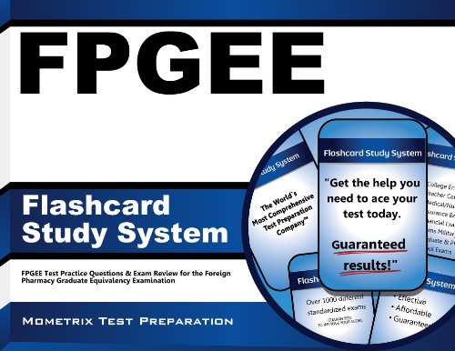 FPGEE Flashcard Study System: FPGEE Test Practice Questions & Exam ...