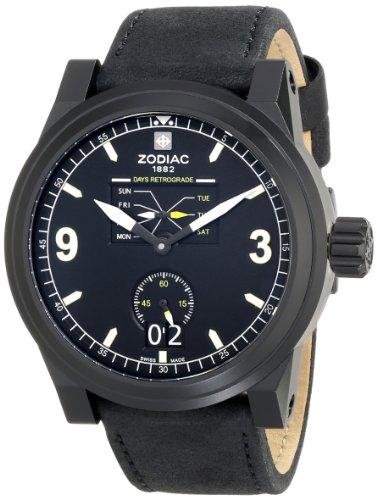 zodiac-zmx-mens-zo8563-aviator-stainless-steel-watch-with-black-leather-band