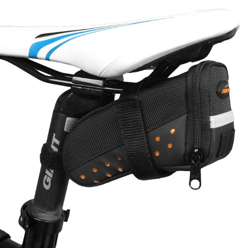 New Ibera Bicycle Strap-On Reflective SeatPak