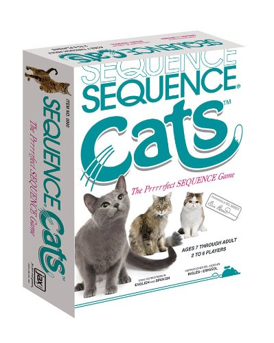 Sequence Cats Game (Crazy Cat Lady Game compare prices)