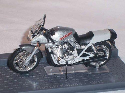Suzuki Katana 1982 Silber 1/24 Altaya By ixo Modellmotorrad Modell Motorrad SondeRangebot