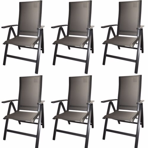 Hartman Folding Garden Chair Set of 6Â Aluminium Textilene anthrazit Galileo Garden Furniture Folding Chair  sc 1 st  Google Sites & Get Cheap Hartman Folding Garden Chair Set of 6Â Aluminium Textilene ...