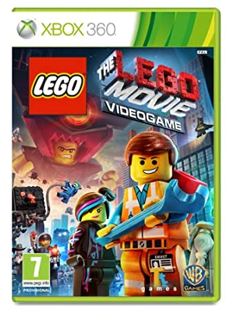 The LEGO Movie Videogame (Xbox 360)