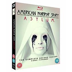 American Horror Story Asylum [Blu-ray]