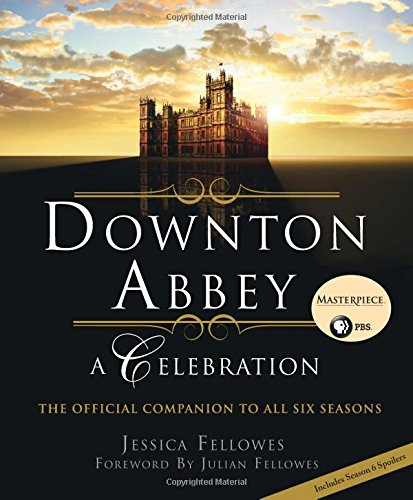 downton abbey christmas gifts - downton abbey books