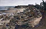 Beautiful Paint on Canvas no frame, no stretch ,Jimenez Aranda Jose The Beach at Chipiona 1899 , is for Home Decoration, or Wall Art Decoration, Home Decor. There are fiber canvas, cotton canvas, or linen canvas. And it is also the best gift ...