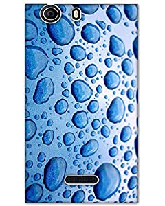 Micromax Canvas Nitro 2 E311 Back Cover Designer Hard Case Printed Cover