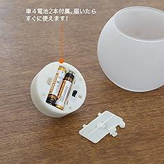 LEDキャンドル (ボール型)