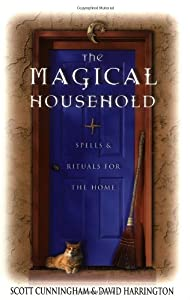 "Cover of ""The Magical Household: Spells &..."