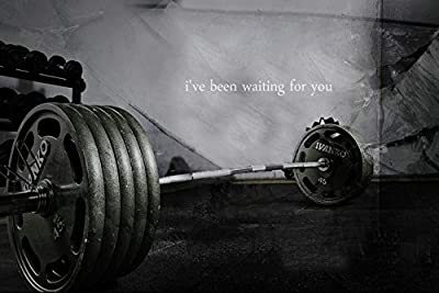 BestWeeks BodyBuilding Fitness Motivational Art Photo Poster Poster Gym Picture For Wall Decor 02
