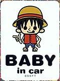 ステッカー BABY in CAR チョッパー OP-2 純正ステッカー