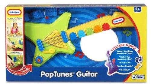 Little Tikes Poptunes Guitar - 1