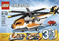 LEGO Creator 7345 Transport Chopper from LEGO Creator