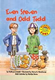img - for Even Steven and Odd Todd (Scholastic Reader: Level 3 (Pb)) book / textbook / text book