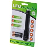 Photonpump® E4, LED Taschenlampe, 16 Lumen Lichtleistung, Art. Nr. 5004