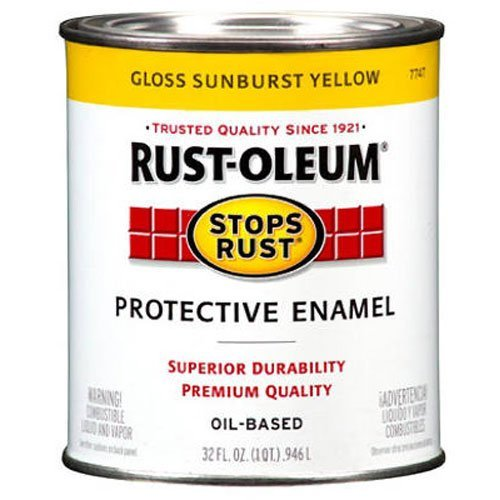 rust-oleum-7747502-protective-enamel-paint-stops-rust-32-ounce-sunburst-yellow