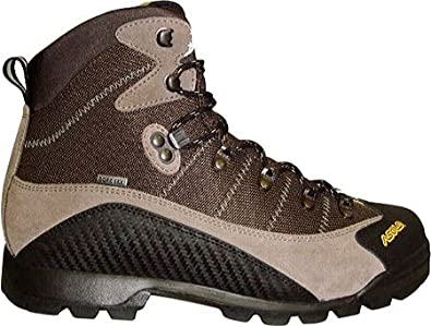 Buy Ladies Asolo Horizon GV Gore-Tex Hiking Boots Cendre Brown Suede A23001_257 by Asolo