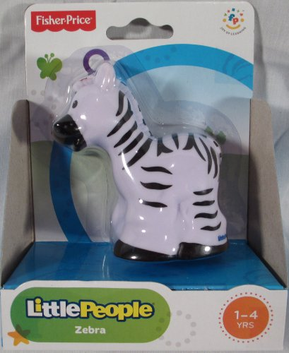 Fisher-Price Little People Zebra