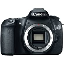 Canon EOS 60D 18 MP Digital SLR Camera Body Only