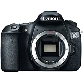 Canon EOS 60D Digital SLR Camera (Body Only)
