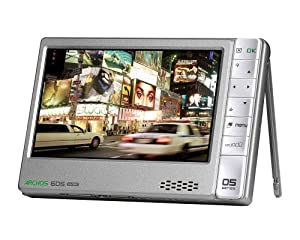 "Archos 605 WiFi 160GB Portable Media Player 4.3"" Touch Screen"