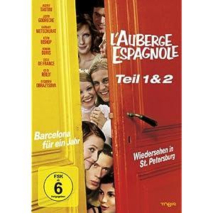 LAuberge Espagnole 1&2 bei Amazon