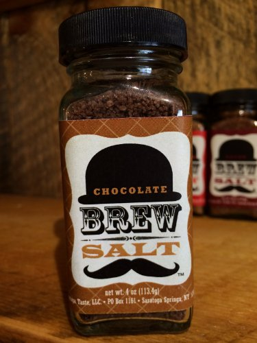 Chocolate Flavored Brew Salt