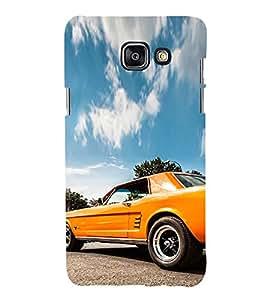 ifasho Designer Phone Back Case Cover Samsung Galaxy A5 (6) 2016 :: Samsung Galaxy A5 2016 Duos :: Samsung Galaxy A5 2016 A510F A510M A510Fd A5100 A510Y :: Samsung Galaxy A5 A510 2016 Edition ( Rose Pattern Flowers Seasonal )