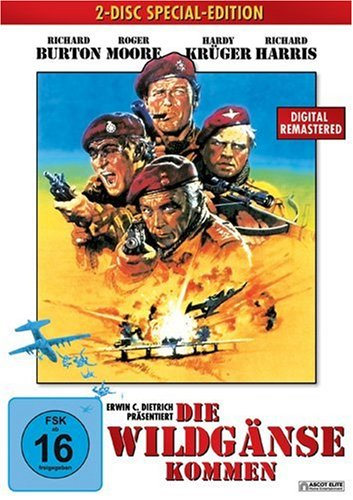 Die Wildganse kommen - Remastered SE (2 Disc) [Import allemand] Ascot Elite Hom