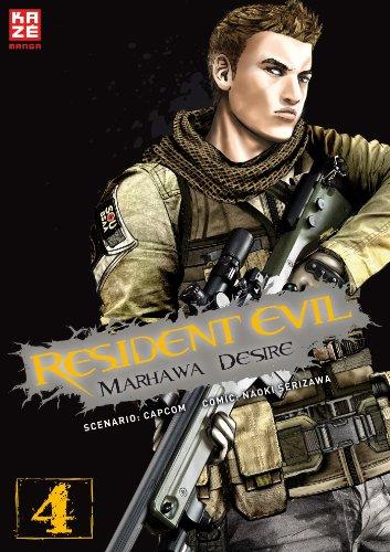 Resident Evil - Marhawa Desire, Band 4