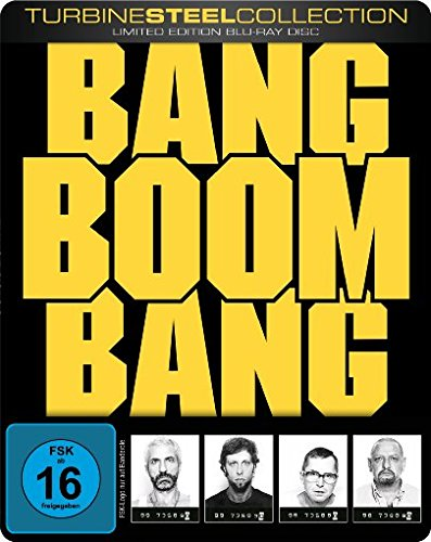 Bang Boom Bang (Limited Edition Turbine Steel) [Blu-ray]