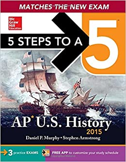 5 steps to a 5 ap us history 2015 edition 5 steps to a 5 on the 8 steps to us energy security 260x332