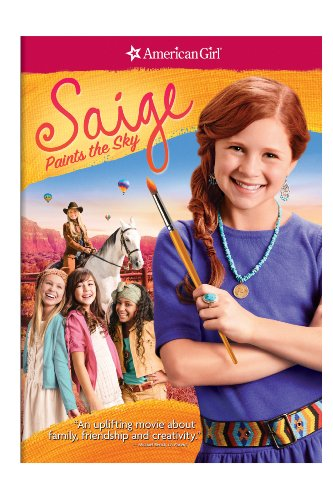 An American Girl: Saige Paints the Sky Amazon.com
