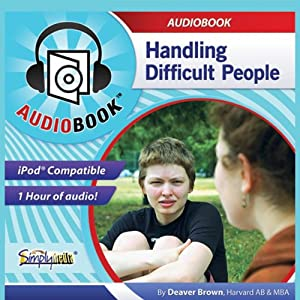 Handling Difficult People Audiobook