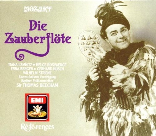 Mozart Die Zauberflote The Magic Flute