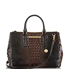 Lincoln Satchel<br>Cocoa Melbourne