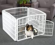 IRIS Plastic Pet Playpen