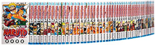 NARUTO-ナルト- コミック 全72巻完結セット (ジャンプコミックス)