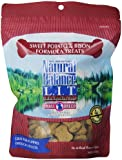 Natural Balance Limited Ingredient Treats, Sweet Potato and Bison Meal Formula for Dogs, 8-Ounce Bag