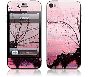 Gelaskins Gelaskins Protective Skin For Iphone 4 - Shore