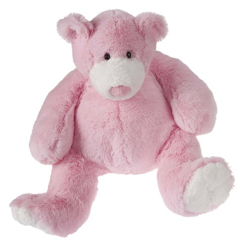 Mary Meyer Kinda Big Bear Plush Toy, Pinky