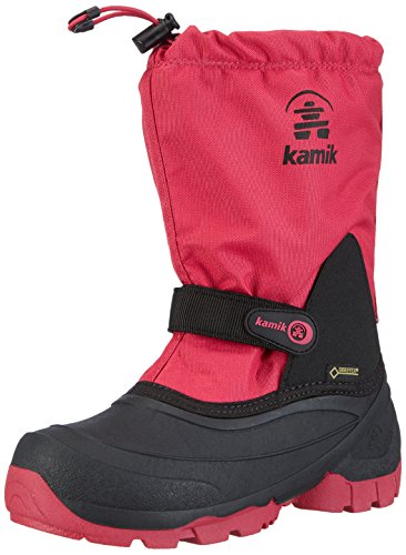 Kamik Waterbug5G NK4237, Scarpe da Neve Unisex Bambino, Rosa (Ros Rose), 35