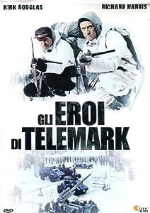 Amazon.com: Gli Eroi Di Telemark: richard harris, ulla jacobsson