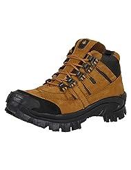 Alligators Brown Boots Casual Shoes For Men