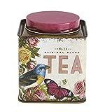 Vintage Original Blend Tea Tin Gift Caddy (35 Bags English Breakfast Tea) 120g